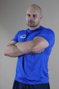 Łukasz Kaźmierczak - trener personalny (freelancer)