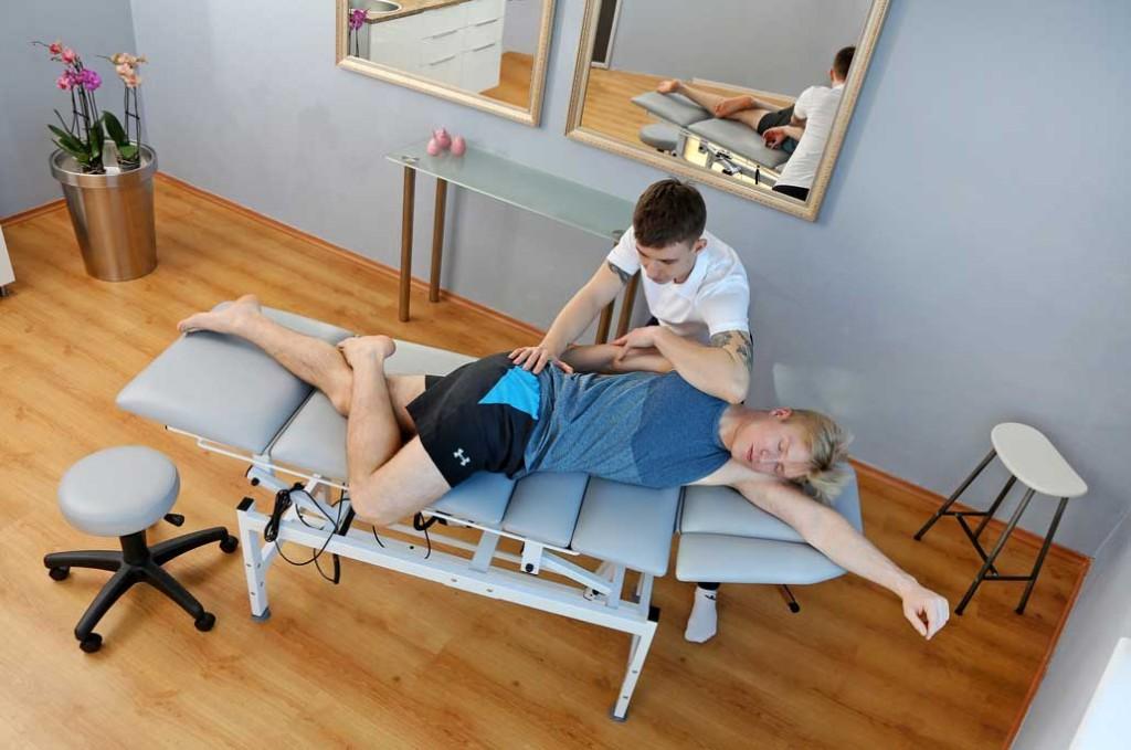 masaż fizjoterapeuty