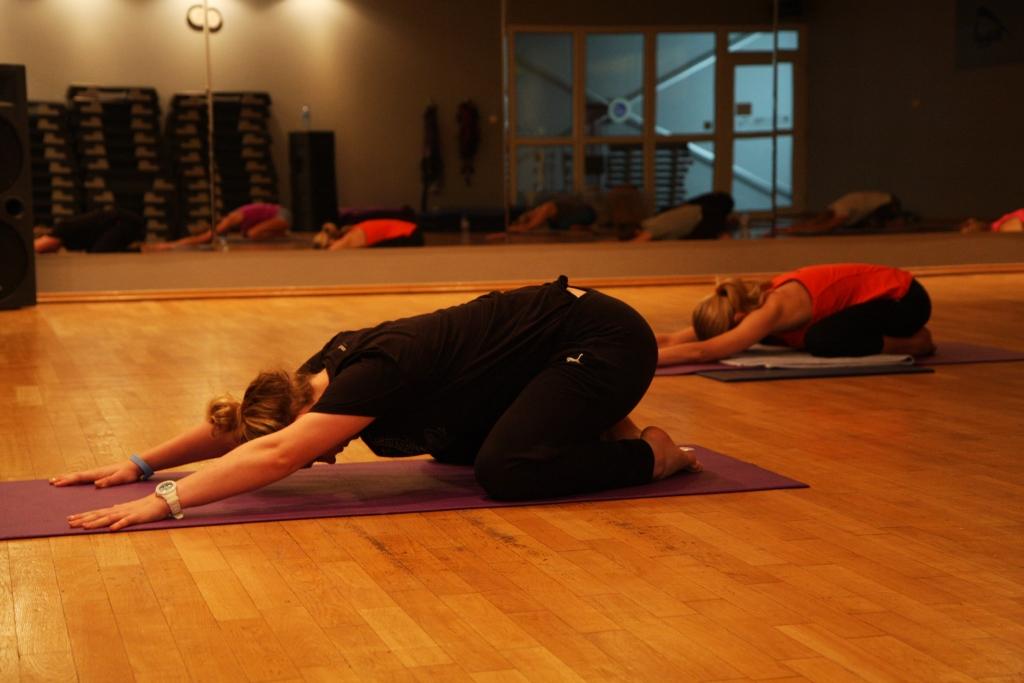 Pilates dla początkujących w Niku Fitness