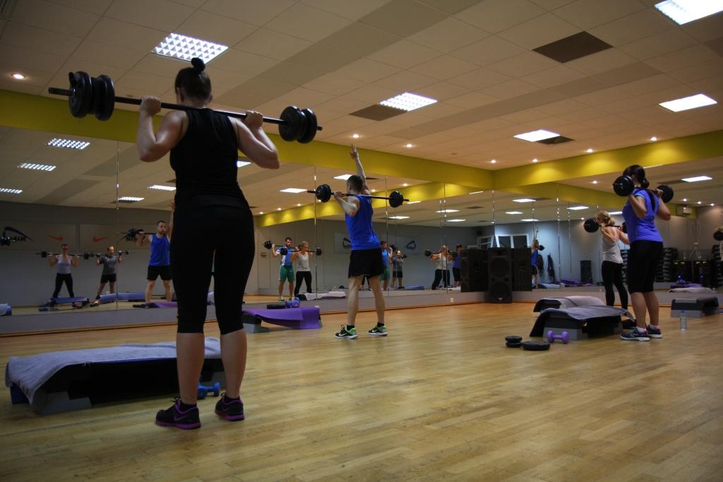 Barbell Poznań, Niku - Trening z wykorzystaniem sztang