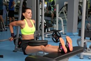 Zalety treningu